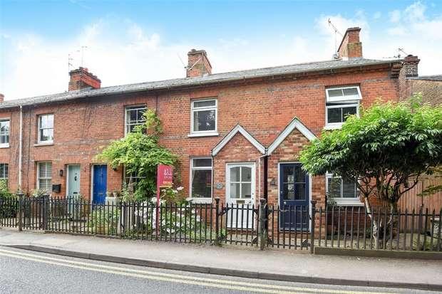 2 Bedrooms Terraced House for sale in School Lane, WARGRAVE, Berkshire