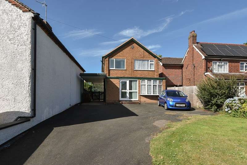 3 Bedrooms Detached House for sale in Golden Cross Lane, Catshill, Bromsgrove