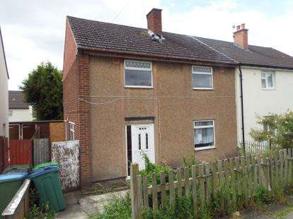 4 Bedrooms Semi Detached House for sale in West Road, Great Barr, Birmingham, West Midlands