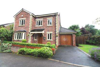 4 Bedrooms Detached House for sale in Brook Lane, Hazel Grove, Stockport, Greater Manchester