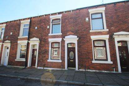 2 Bedrooms Terraced House for sale in Vincent Street, Ewood, Blackburn, Lancashire, BB2