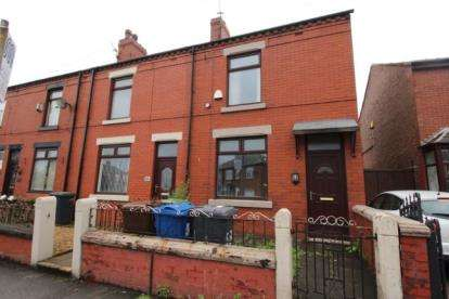 2 Bedrooms Terraced House for sale in Prescott Lane, Orrell, Wigan, Greater Manchester, WN5