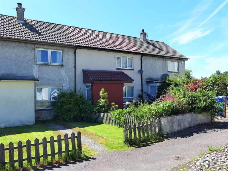 2 Bedrooms Terraced House for sale in 14 Dewar Avenue, Lochgilphead, PA31 8NR