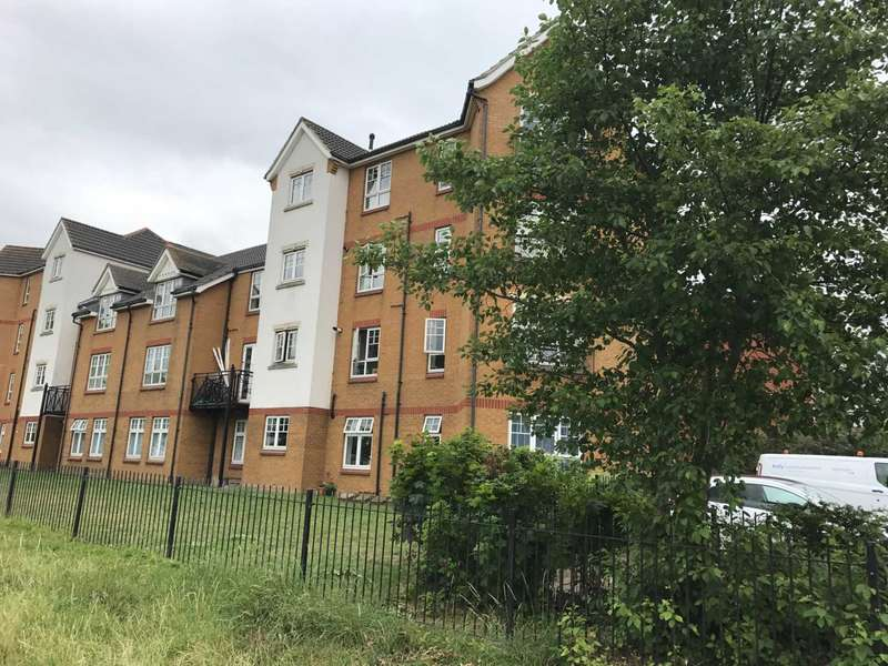 2 Bedrooms Apartment Flat for sale in Greenhaven Drive, London, SE28 8FU