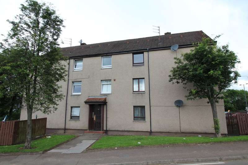 2 Bedrooms Flat for sale in Finavon Street, Dundee, DD4