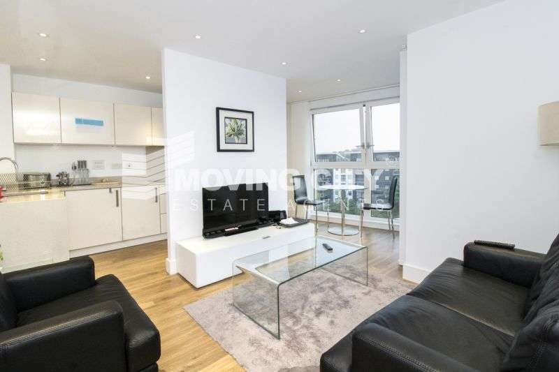 1 Bedroom Apartment Flat for sale in Gillespie Court, Queensland Terrace, N7