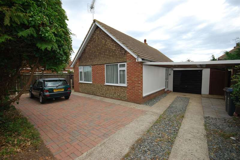 2 Bedrooms Detached Bungalow for sale in Cambourne Avenue, Westgate-on-Sea