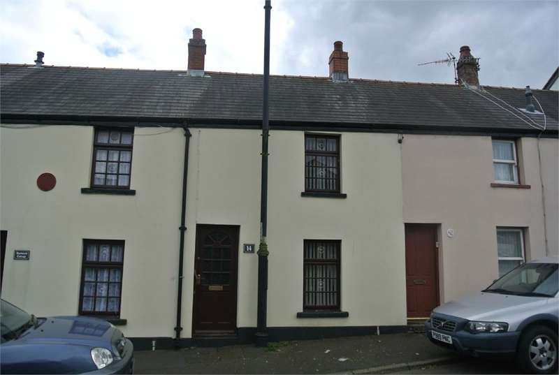 2 Bedrooms Terraced House for sale in King Street, Blaenavon, PONTYPOOL, NP4