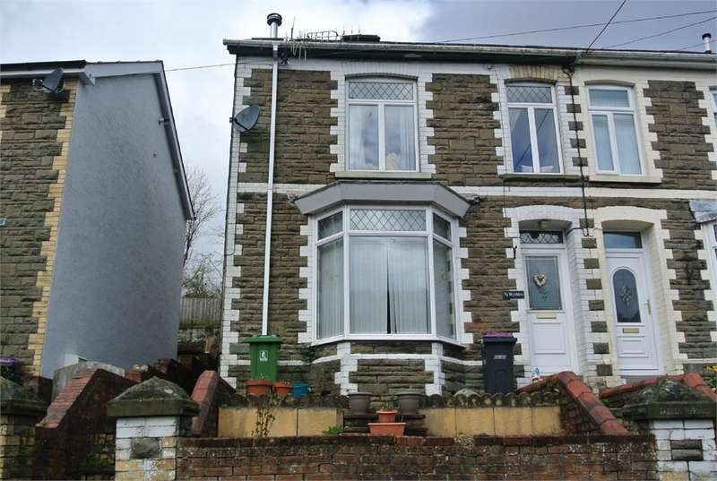 3 Bedrooms End Of Terrace House for sale in Ffrwd Road, Abersychan, PONTYPOOL, NP4
