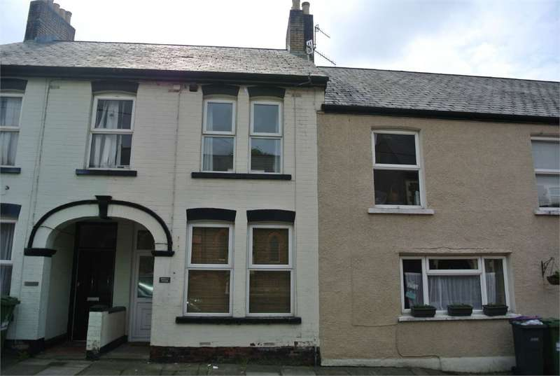 2 Bedrooms Terraced House for sale in Hanbury Road, Pontnewynydd, Pontypool, NP4