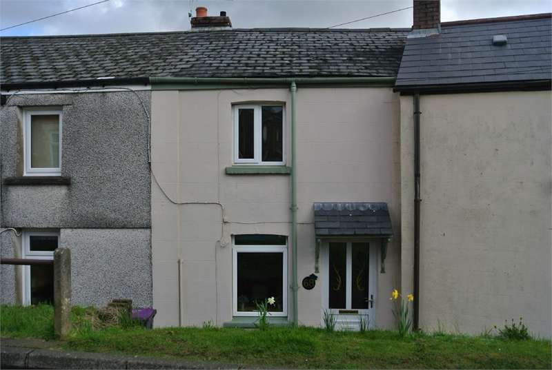 2 Bedrooms Terraced House for sale in Manor Road, Abersychan, PONTYPOOL, NP4