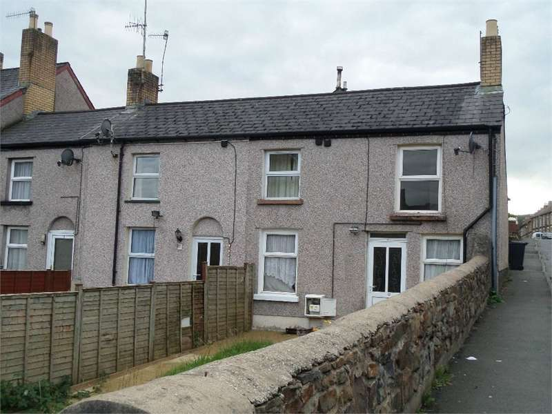2 Bedrooms End Of Terrace House for sale in Hanbury Road, Pontnewynydd, Pontypool, NP4