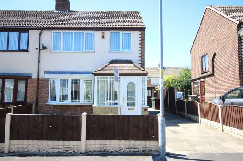 2 Bedrooms Semi Detached House for sale in Meadowcroft, Ashton-In-Makerfield, Wigan, WN4