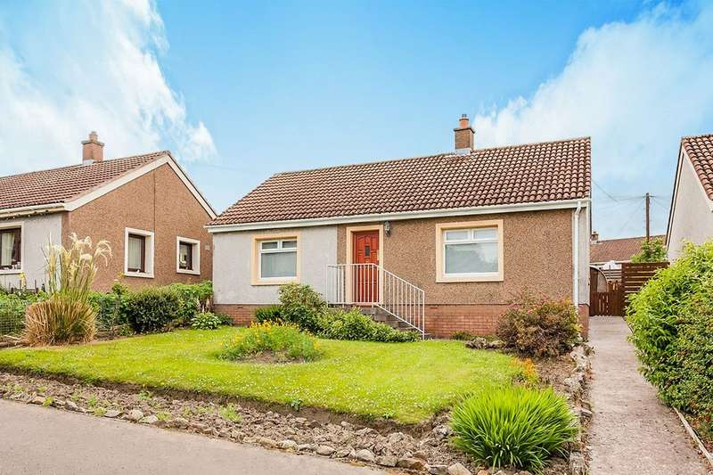 2 Bedrooms Detached Bungalow for sale in Suttieslea Drive, Newtongrange, Dalkeith, EH22