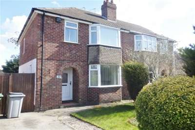 3 Bedrooms Semi Detached House for rent in Ridgemere Road Pensby