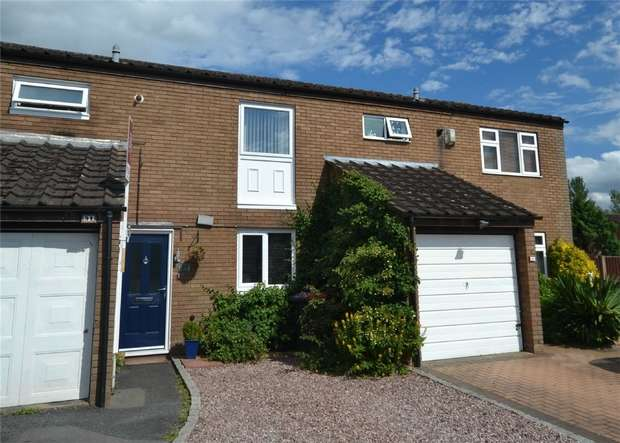 3 Bedrooms Terraced House for sale in 31 Darliston, Hollinswood, Telford, Shropshire