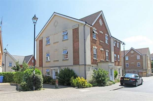 3 Bedrooms End Of Terrace House for sale in Emerald Crescent, Sittingbourne, Kent
