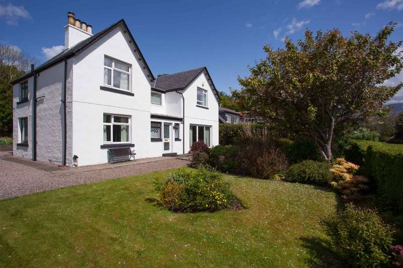 4 Bedrooms Detached House for sale in Corpach, Fort William, Highland, PH33 7LR