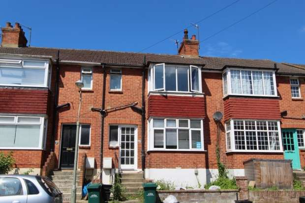 3 Bedrooms Terraced House for sale in Hollingdean Terrace Brighton