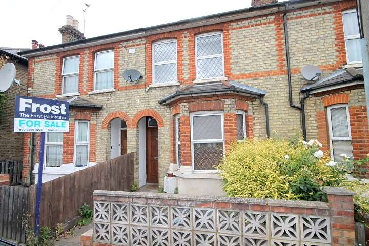 4 Bedrooms Terraced House for sale in Queen's Road, Feltham, TW13