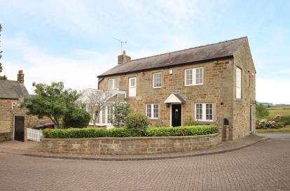 3 Bedrooms Detached House for sale in Ridgeway Moor, Ridgeway, Sheffield, Derbyshire