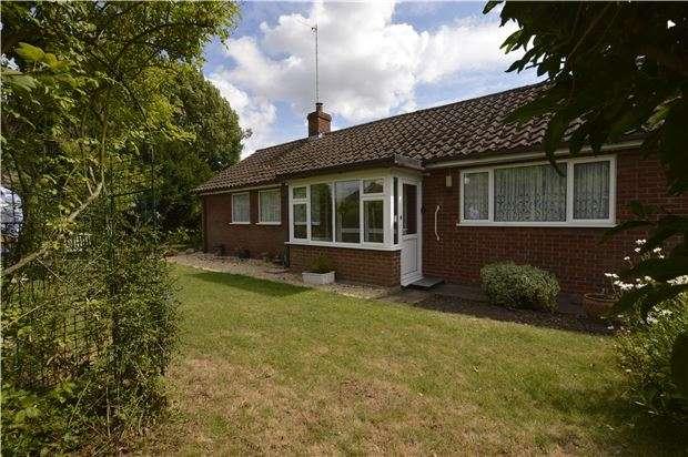 2 Bedrooms Detached Bungalow for sale in Frilsham Street, Sutton Courtenay, ABINGDON, Oxfordshire, OX14 4AZ