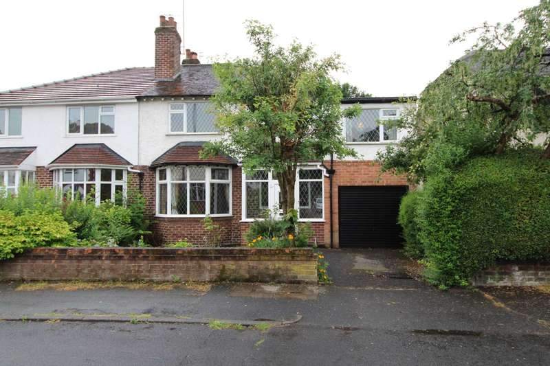 4 Bedrooms Semi Detached House for sale in Bland Road, Prestwich