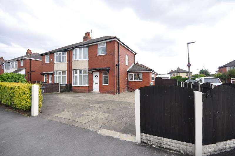 3 Bedrooms Semi Detached House for sale in Elm Avenue, Ashton, Preston, Lancashire, PR2 1SR