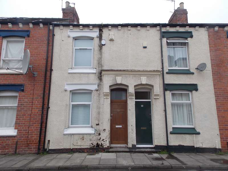 4 Bedrooms Terraced House for sale in Palm Street, Middlesbrough, TS1 3EE