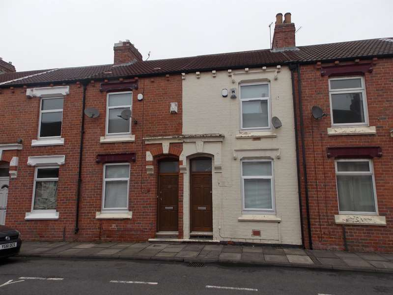 4 Bedrooms Terraced House for sale in Teak Street, Middlesbrough, TS1 3EF