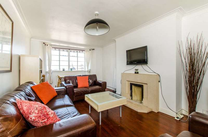 3 Bedrooms Flat for sale in Streatham High Road, Streatham Hill, SW16