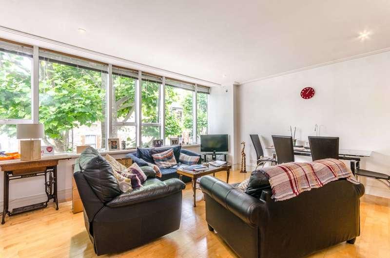 1 Bedroom Flat for sale in Drayton Park, Islington, N5