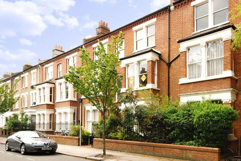 1 Bedroom Flat for sale in Sulgrave Road, Hammersmith, W6