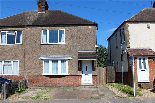 4 Bedrooms Semi Detached House for sale in Wolverton, Milton Keynes