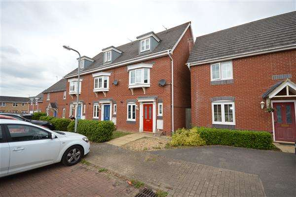 3 Bedrooms End Of Terrace House for sale in ROCHESTER ROAD, CORBY