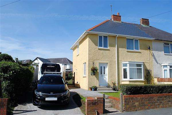 3 Bedrooms Semi Detached House for sale in 23 Woodbine Terrace