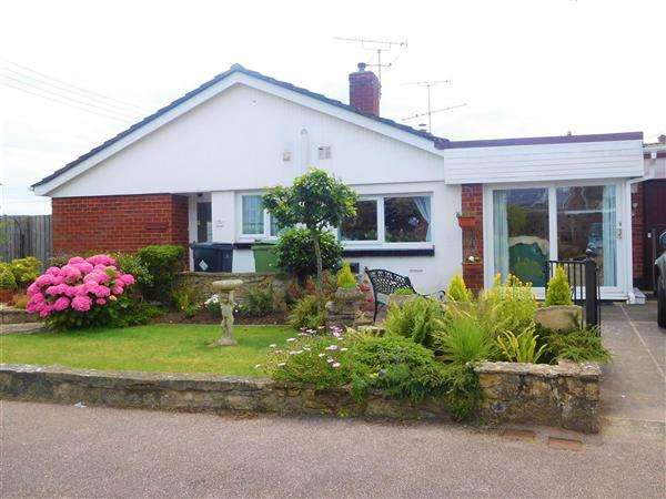 2 Bedrooms Bungalow for sale in Courtenay Close, Starcross
