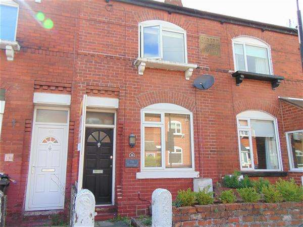 2 Bedrooms Terraced House for sale in Dudley Road, Sale