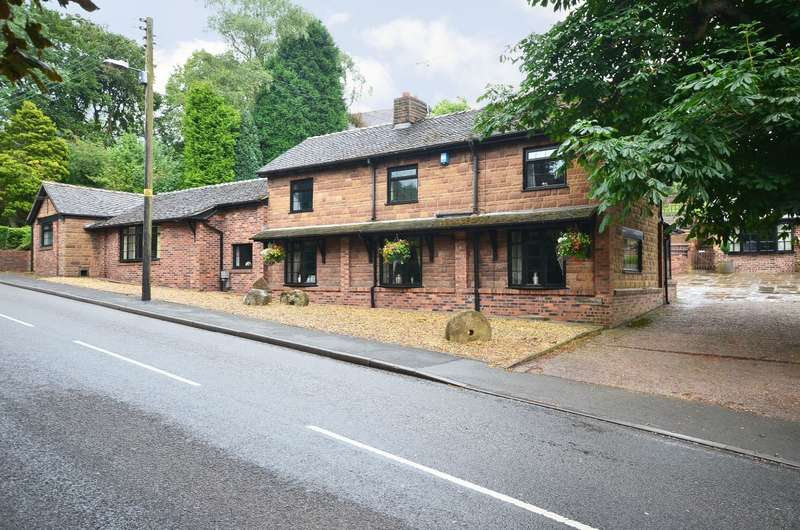 6 Bedrooms Detached House for sale in ****NEW**** Windmill Hill, Rough Close, ST3 7PJ