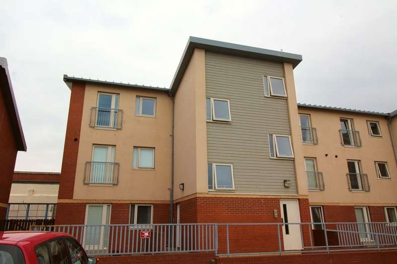 2 Bedrooms Flat for sale in Lilybank Mews, Dundee, DD4