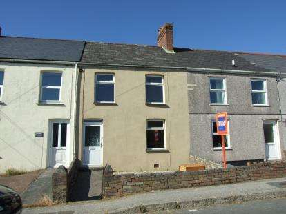 3 Bedrooms Terraced House for sale in St. Francis Road, Indian Queens, St. Columb