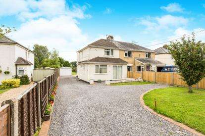2 Bedrooms Semi Detached House for sale in Copythorne, Southampton, Hampshire