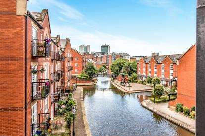 2 Bedrooms Flat for sale in Quantum, 2 Chapeltown Street, Manchester, Greater Manchester