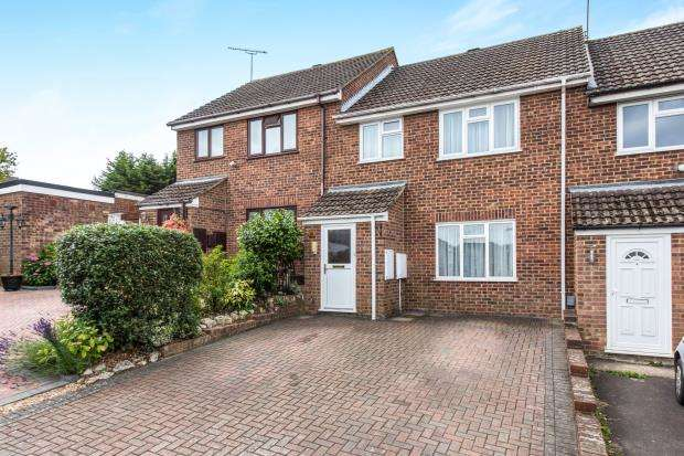 3 Bedrooms Terraced House for sale in Yateley