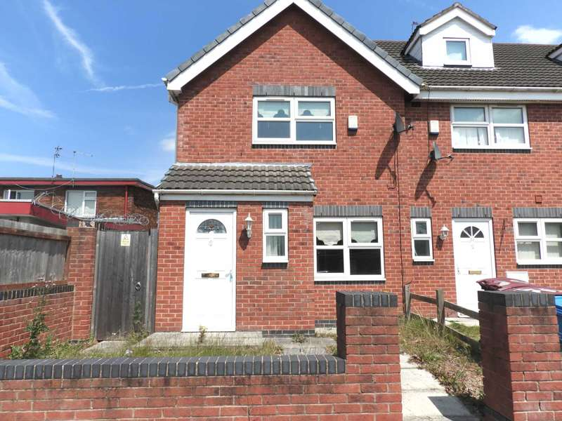 3 Bedrooms Town House for sale in Bolton Avenue, Westvale