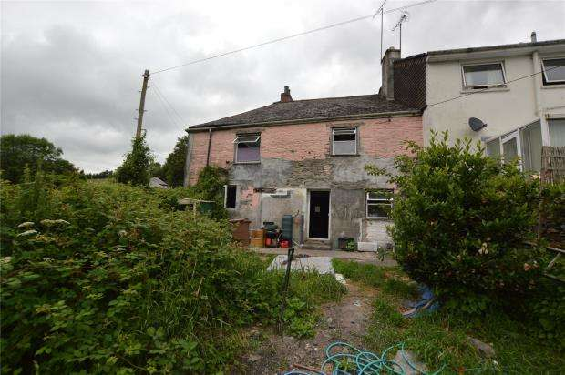 4 Bedrooms End Of Terrace House for sale in Mill Road, Tideford, Saltash, Cornwall