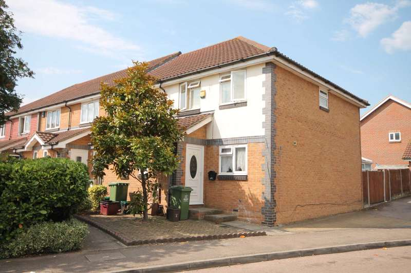 3 Bedrooms House for sale in Duriun Way, Slade Green