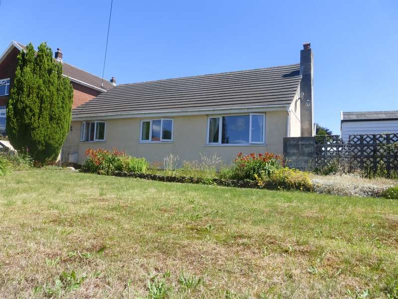 2 Bedrooms Detached Bungalow for sale in Waungron, Glynneath, Neath
