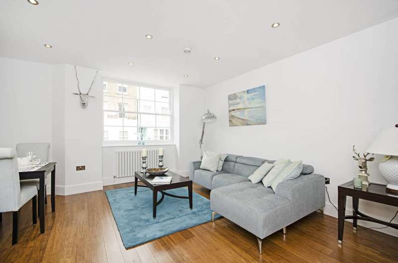 2 Bedrooms Flat for sale in Axminster Road, Holloway, N7
