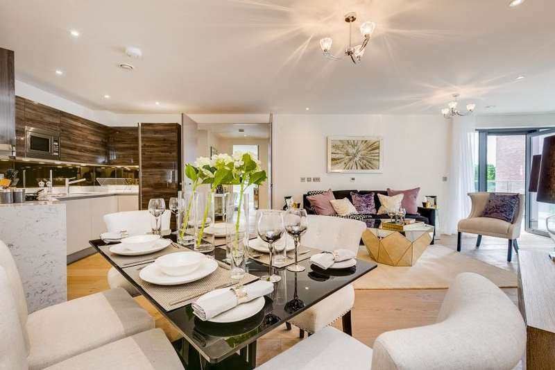 2 Bedrooms Apartment Flat for sale in Henry Chester Building, Putney, SW15